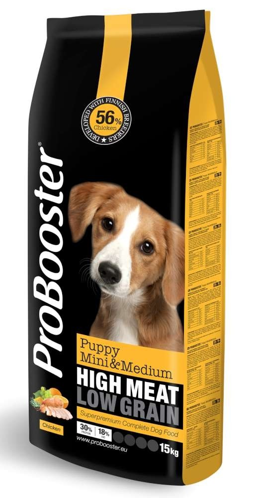 PROBOOSTER High Meat Low Grain Superpremium - []